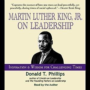 Martin Luther King Jr., on Leadership Audiobook