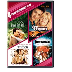 4 Film Favorites: Meg Ryan Collection