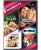 4 Film Favorites: Meg Ryan (The Women, You've Got Mail: Deluxe Edition, Joe Versus The Volcano, Innerspace)