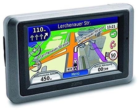 Garmin ZUMO 660 Europa GPS Eléments Dédiés à la Navigation Embarquée Europe Fixe, 16:9