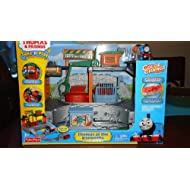 Thomas And Friends At The Iron Works Playset