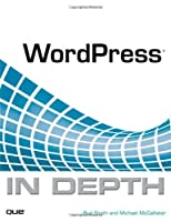 WordPress In Depth Front Cover