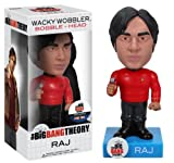 Big Bang Theory - Bobble Head - Star Trek Raj - Wackelkopf