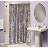 Greenland Home Portia Paisley Shower Curtain