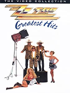 ZZ Top : Greatest Hits - The Video Collection