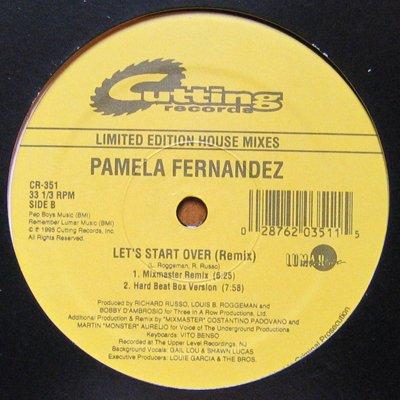 Kickin In The Beat Pamela Fernandez