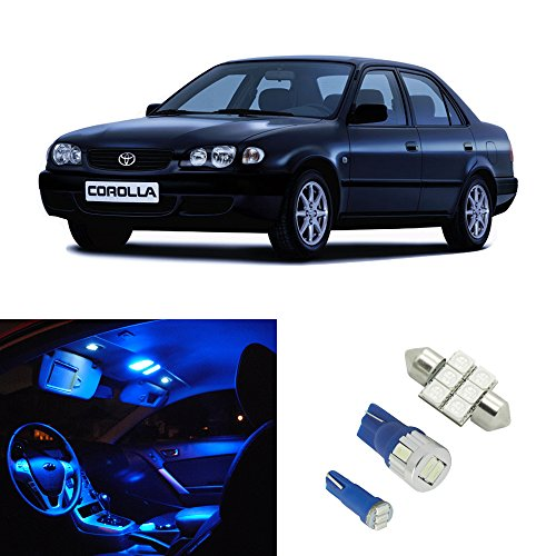 hercoo-pack-of-6pcs-interior-lights-package-smd-led-bulb-for-1998-2001-toyota-crolla-blue