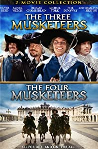 The Three Musketeers/The Four Musketeers (Two-Movie Collection)