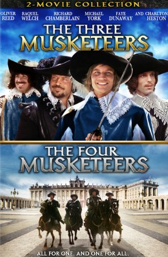 Four musketeers movie