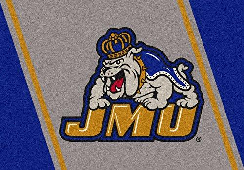 James Madison Dukes NCAA Milliken Team Spirit Area Rug (2'8