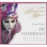 Johann Strauß: Die Fledermaus (Operette) (Gesamtaufnahme) (2 CD)