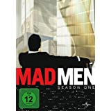 "Mad Men - Season 1 [4 DVDs]von ""Jon Hamm"""