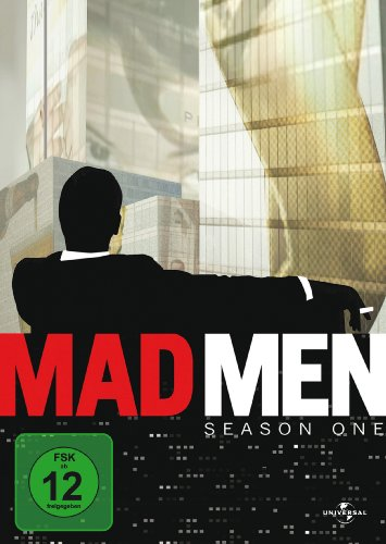 Mad Men - Season 1 [4 DVDs]