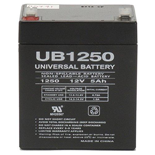 UPG 12V 5AH Battery Razor E100 Electric Scooter & Gas Pocket Bike X1 X2 49cc