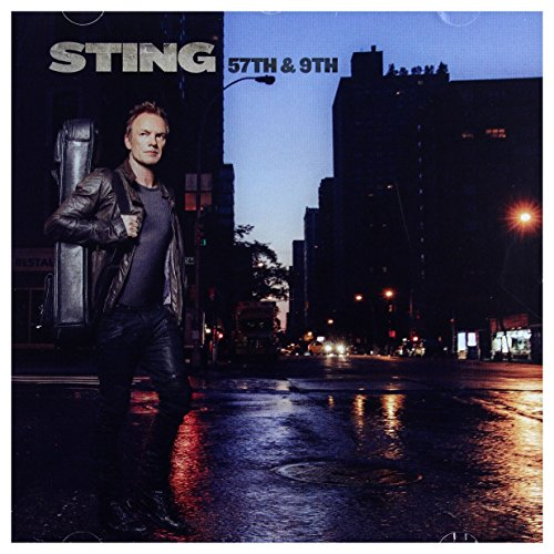 Sting: 57th & 9th [CD]