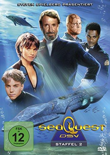 SeaQuest - Die komplette 2. Staffel [6 DVDs]