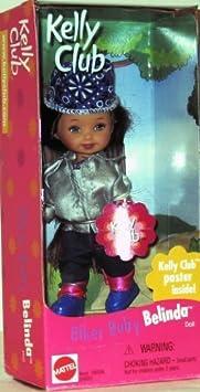 Barbie Kelly Club Biker Baby Belinda 1999 by Mattel (English Manual)