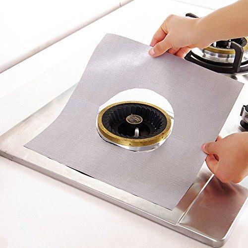 margueras-10pcs-baking-sheet-universal-gas-gas-cooker-hob-protection-reusable-screen-protector