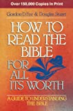 How to Read the Bible for It's Worth (0310373611) by Gordon D Fee