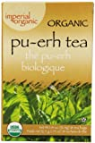Uncle Lee's Imperial Organic Tea - Pu-Erh, 18 Count