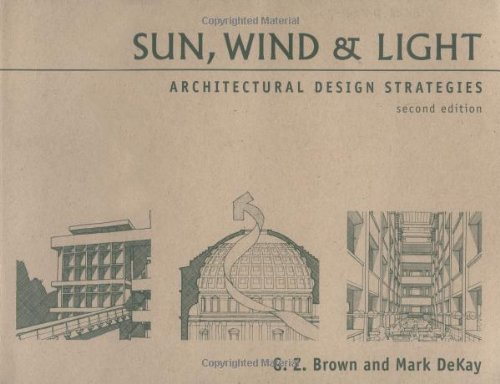Sun, Wind & Light: Architectural Design Strategies,...