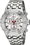 Invicta Men's 11869 Subaqua Chronograph Stainless Steel Watch with Link Bracelet