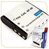 PremiumDigital Casio Exilim EX-Z57 Replacement Camera Battery