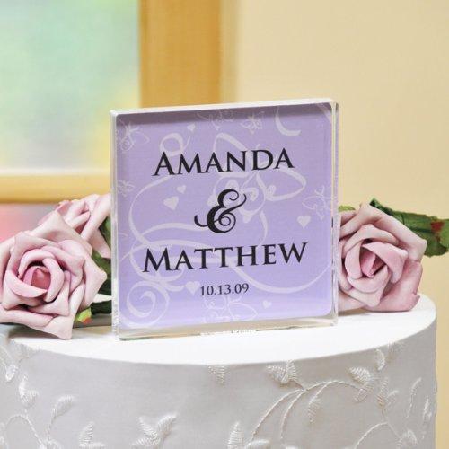 Baby Keepsake: Butterfly Wedding Cake Topper