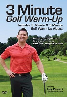 3 Minute Golf Warm-Up