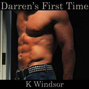 Darren's First Time Audiobook