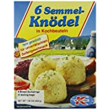 Dr. Willi Knoll Bread Dumplings in Bag, 7.05 Ounce (Pack of 7) by Dr. Willi Knoll