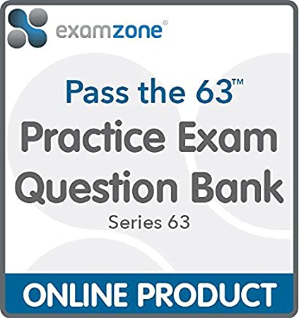 Pass The 63 Practice Exam Question Bank