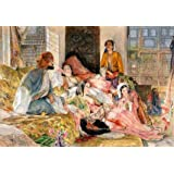 The Hareem, by John Frederick Lewis (V&A Custom Print)