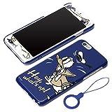 iJacket ディズニーキャラクター iPhone 6s/6対応 ポリカーボネイトケース+デザイン保護フィルム スターティングセット ドナルドダック P... PG-DSS881DND