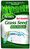 Scotts 18341 Turf Builder Dense Shade Seed Mix for Tall Fescue Lawns, 7-Pound