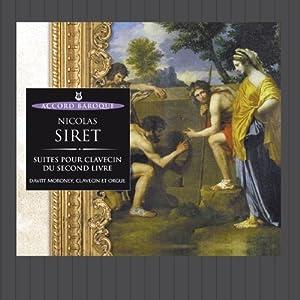 Siret: Suites pour clavier du second livre