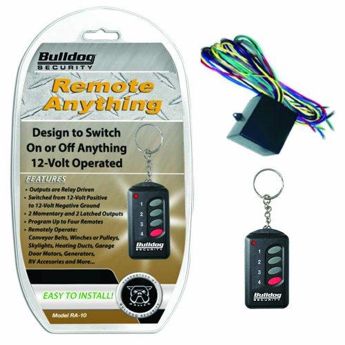 Bulldog Security RA10 Remote Anything