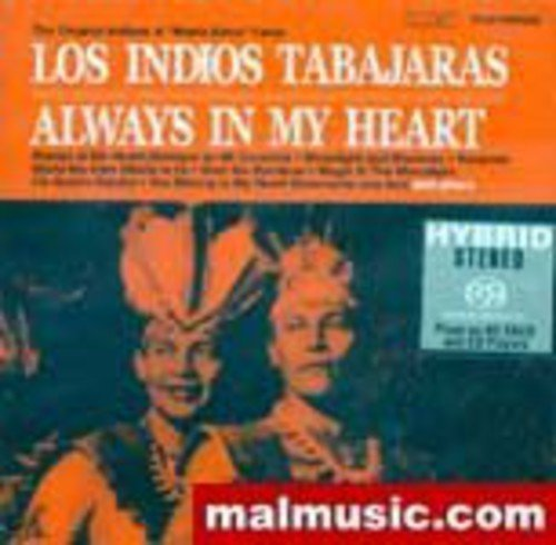 Los Índios Tabajaras - Always in My Heart [No USA] (Hong Kong - Import)