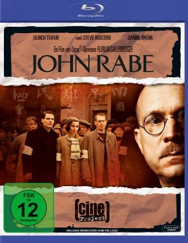 John Rabe - Cine Project [Blu-ray]