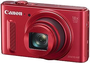 Canon デジタルカメラ PowerShot SX610 HS レッド 光学18倍ズーム PSSX610HS(RE)