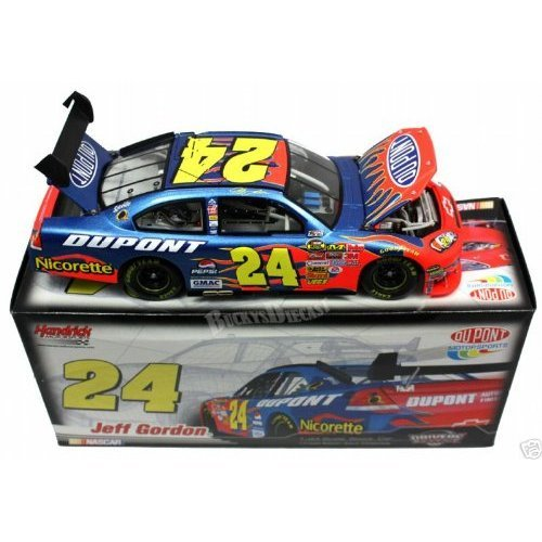 Gm Dealers Edition Only 1200 Made Individually Serialized 2007 Jeff Gordon #24 Dupont Impala Ss Cot 1/24 Scale Diecast Hood, Trunk, Roof Flaps Open, Front Splitter Rear Wing Action Racing Collectables Arc Limited Edition