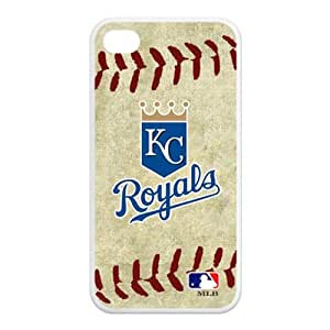 Amazon.com: MLB Kansas City Royals Team For Iphone4/4s Black or White