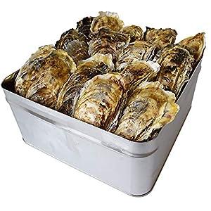 牡蠣 カンカン焼き セット 30個入 冷凍 牡蠣 旬凍桃こまち 鳥羽産 半缶入り