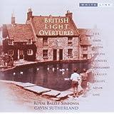 British Light Overtures 3 (Sutherland, Royal Ballet Sinf.)