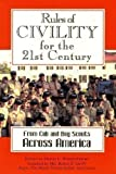 img - for Rules of Civility for the 21st Century from Cub and Boy Scouts across America book / textbook / text book