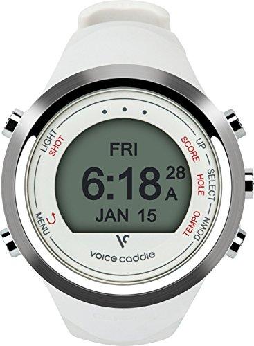 Voice Caddie T1 Hybrid GPS/Swing Analyzer Golf Watch - 40,00