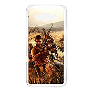 a AND b Designer Printed Mobile Back Cover / Back Case For Samsung Galaxy A7 (SG_A7_1119)
