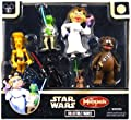 Disney Star Wars Muppets Figurine Figure Set [Star Tours]