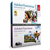 Adobe Photoshop Elements 10 & Premiere Elements 10 日本語版 Windows/Macintosh版 (Elements 11への無償アップグレード対象 2012/12/24まで)