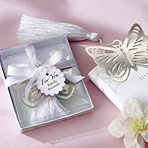 Wedding Gift List Amazon : Amazon.com - Thoughtful Wedding Gifts Wedding Favors Bookmarks (100 ...